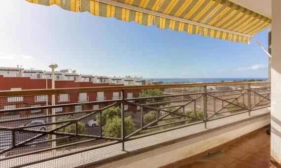Квартира в Адехе,  Фаньябе-Пуэбло, 100 м2, с мебелью, террасса, балкон, гараж   | 2