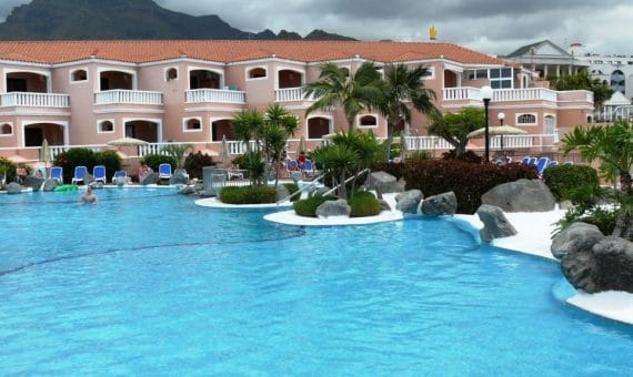 Apartment in Adeje,  Playa de Fañabe, 36 m2, fully furniture, terrace   | 106636-570x340-jpg