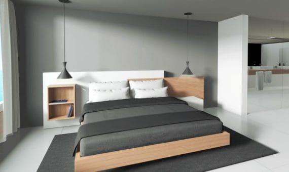 Квартира в Сантъяго-дель-Тейде,  Лос Хигантес, 132 м2, террасса, гараж   | 3