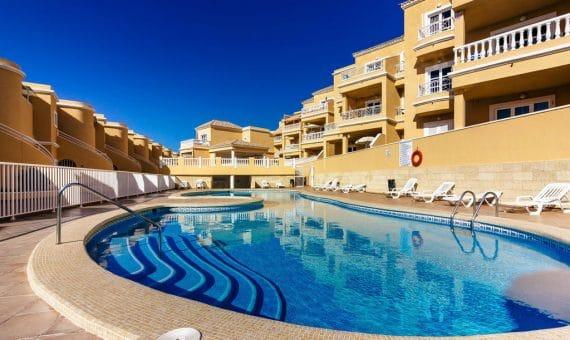 Piso en Adeje,  Bahia del Duque, 88 m2, terraza, balcon, garaje, aparcamento, aparcamento   | 4