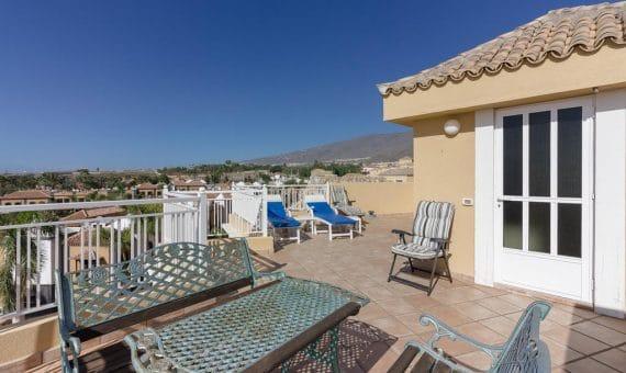 Piso en Adeje,  Bahia del Duque, 88 m2, terraza, balcon, garaje, aparcamento, aparcamento   | 3