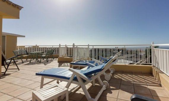 Piso en Adeje,  Bahia del Duque, 88 m2, terraza, balcon, garaje, aparcamento, aparcamento   | 2