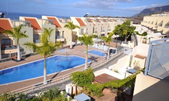 Piso en Santiago del Teide,  Playa la Arena, 190 m2, jardin, terraza, balcon, garaje, aparcamento, aparcamento   | 107687-570x340-jpg