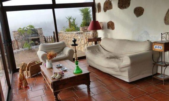Вилла в Вилафлор,  Ла-Эскалона, 187 м2, с мебелью, сад, террасса   | 4