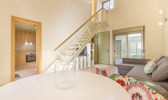 Casa adosada en Granadilla,  El Medano, 80 m2, parcialmente con mueble, terraza, balcon, garaje, aparcamento, aparcamento   | 2