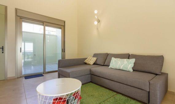 Casa adosada en Granadilla,  El Medano, 80 m2, parcialmente con mueble, terraza, balcon, garaje, aparcamento, aparcamento   | 4