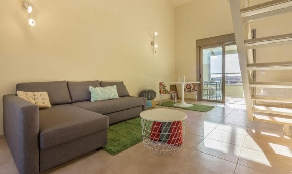 Townhouse in Granadilla,  El Medano, 80 m2, partially furniture, terrace, balcony, garage, parking   | 4