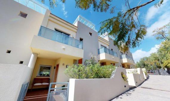 Piso en Santiago del Teide,  Playa la Arena, 190 m2, jardin, terraza, balcon, garaje, aparcamento, aparcamento   | 3