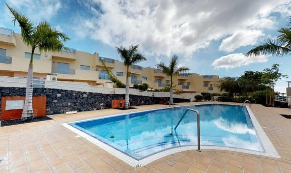 Piso en Santiago del Teide,  Playa la Arena, 190 m2, jardin, terraza, balcon, garaje, aparcamento, aparcamento   | 2