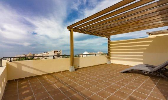 Таунхаус в Адехе,  Плайя-Параисо, 180 м2, с мебелью, сад, террасса, гараж   | 4