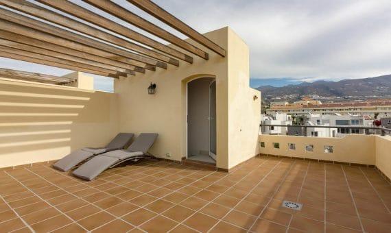 Таунхаус в Адехе,  Плайя-Параисо, 180 м2, с мебелью, сад, террасса, гараж   | 3