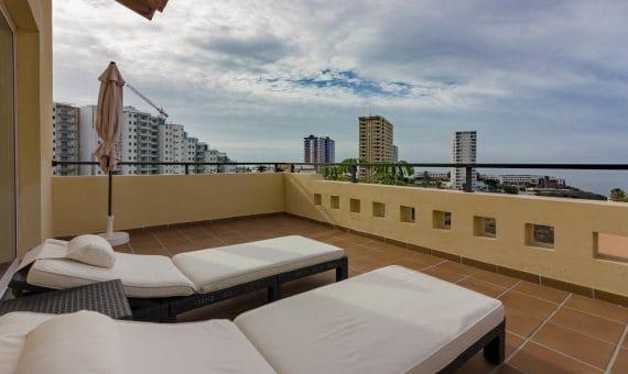 Townhouse in Adeje,  Playa Paraiso, 180 m2, fully furniture, garden, terrace, garage, parking   | 1