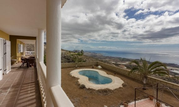 Villa in Adeje, city Los Menores, 600 m2, garden, terrace, balcony, garage, parking   | 109412-570x340-jpg