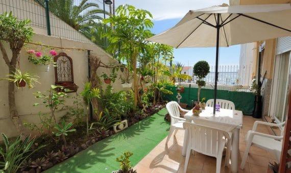 Квартира в Арона,  Лос-Кристианос, 60 м2, с мебелью, сад, террасса   | 4