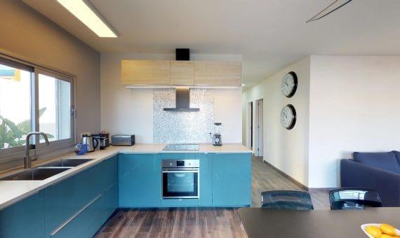 Квартира в Сантъяго-дель-Тейде,  Плайя-ла-Арена, 234 м2, сад, террасса   | 110453-570x340-jpg