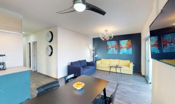 Apartment in Santiago del Teide,  Playa la Arena, 234 m2, garden, terrace   | 4