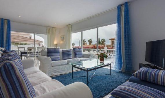 Villa in Adeje,  Golf Costa Adeje, 380 m2, fully furniture, garden, terrace, balcony, garage, parking   | 4