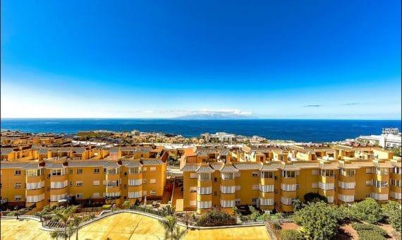 Piso en Santiago del Teide,  Playa la Arena, 110 m2, jardin, terraza, balcon, garaje, aparcamento, aparcamento   | 4
