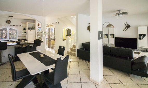 Townhouse in Adeje,  Golf Costa Adeje, 146 m2, fully furniture, garden, terrace, balcony, garage, parking   | 2