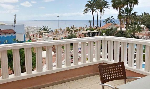 Apartment in Adeje,  Playa de Fañabe, 44 m2, terrace   | 2