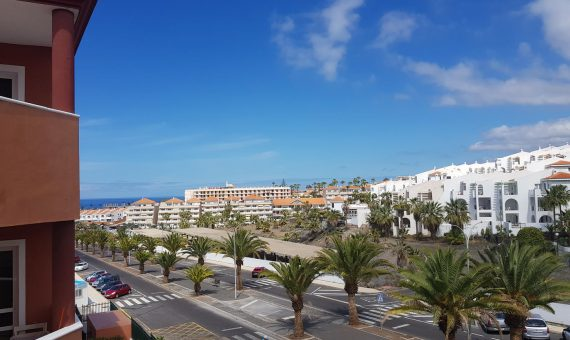 Apartment in Adeje,  Callao Salvaje, 75 m2, fully furniture, terrace, balcony, garage, parking   | 1