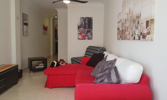 Apartment in Adeje,  Callao Salvaje, 75 m2, fully furniture, terrace, balcony, garage, parking   | 2