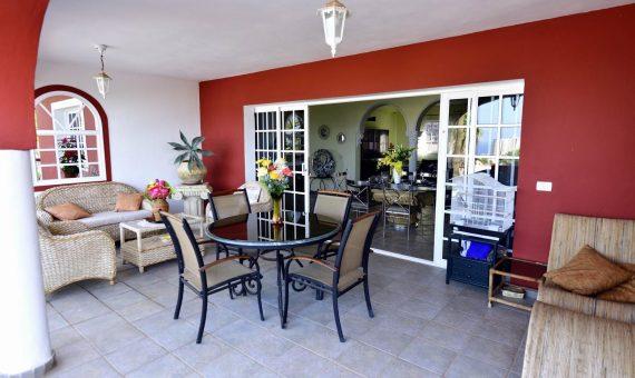 Villa in Adeje,  Playa Paraiso, 300 m2, garden, terrace, balcony, garage, parking     4