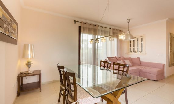 Apartment in San Miguel de Abona,  Amarilla Golf, 143 m2, fully furniture, garden, terrace, balcony, garage, parking   | 4