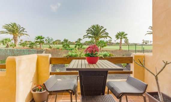 Apartment in San Miguel de Abona,  Amarilla Golf, 143 m2, fully furniture, garden, terrace, balcony, garage, parking   | 111814-570x340-jpg