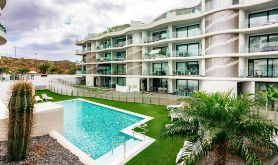 Apartment in Arona,  Palm Mar, 100 m2, fully furniture, terrace   | 4