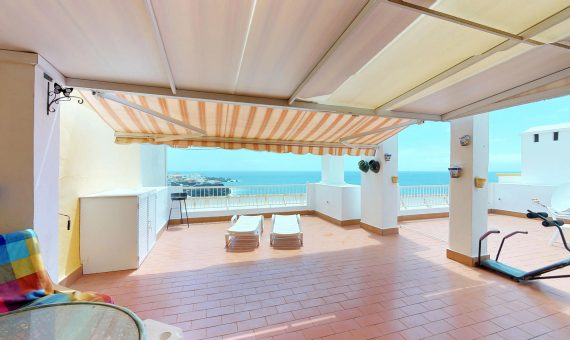 Apartment in Santiago del Teide,  Playa la Arena, 96 m2, fully furniture, terrace   | 1