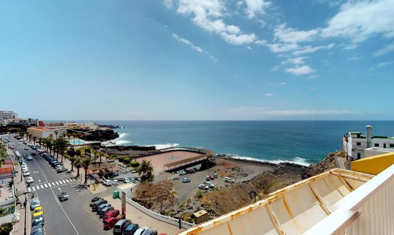 Apartment in Santiago del Teide,  Playa la Arena, 96 m2, fully furniture, terrace   | 2
