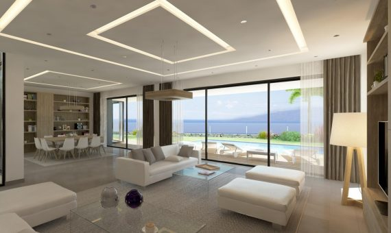Casa en Arona,  Las Americas, 565 m2, jardin, garaje, aparcamento, aparcamento   | 3