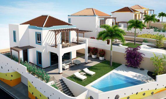 Casa en Adeje,  San Eugenio Alto, 432 m2, jardin, terraza, balcon, garaje, aparcamento, aparcamento   | 3