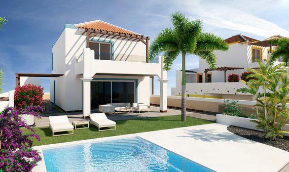 Casa en Adeje,  San Eugenio Alto, 432 m2, jardin, terraza, balcon, garaje, aparcamento, aparcamento   | 2