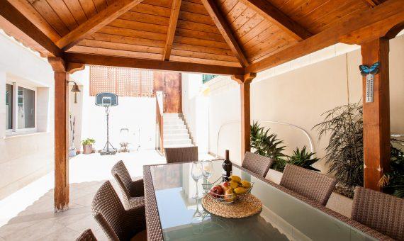 Таунхаус в Арона,  Лос-Кристианос, 152 м2, с мебелью, сад, террасса, гараж   | 4