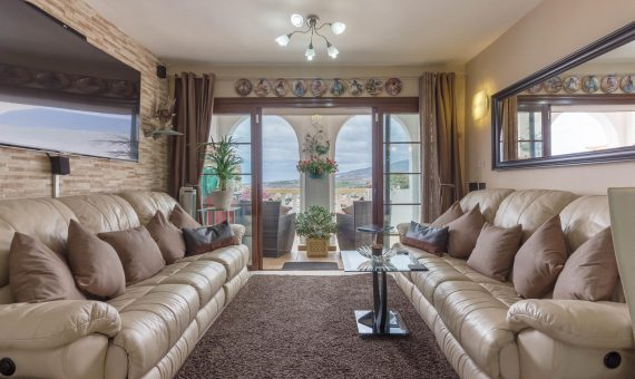 Apartment in Adeje,  San Eugenio Alto, 62 m2, partially furniture, terrace   | 2