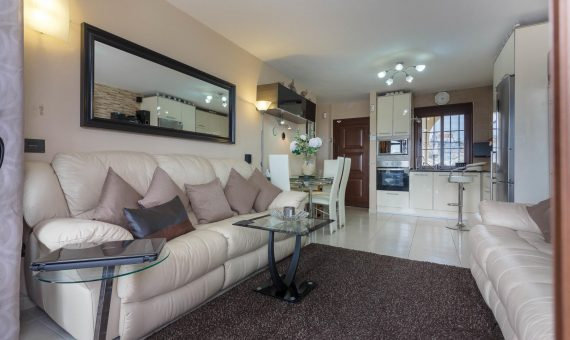 Apartment in Adeje,  San Eugenio Alto, 62 m2, partially furniture, terrace   | 3