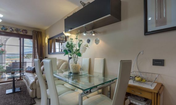Apartment in Adeje,  San Eugenio Alto, 62 m2, partially furniture, terrace   | 4