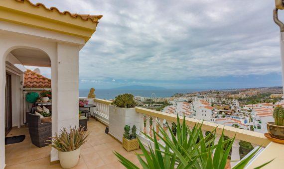 Apartment in Adeje,  San Eugenio Alto, 62 m2, partially furniture, terrace   | 113484-570x340-jpg