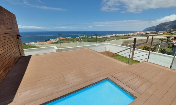 Apartment in Guia de Isora, city Cueva del Polvo, 148 m2, terrace   | 113637-570x340-jpg