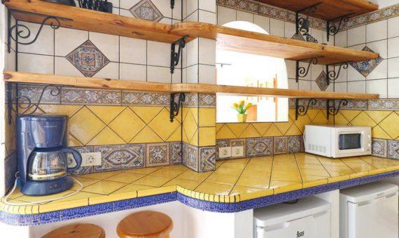 Piso en Adeje,  San Eugenio Alto, 75 m2, con mueble, terraza, balcon   | 2