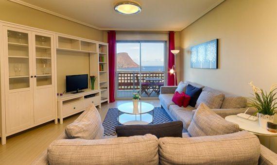 Квартира в Гранадилья,  Эль-Медано, 84 м2, с мебелью, балкон   | 3