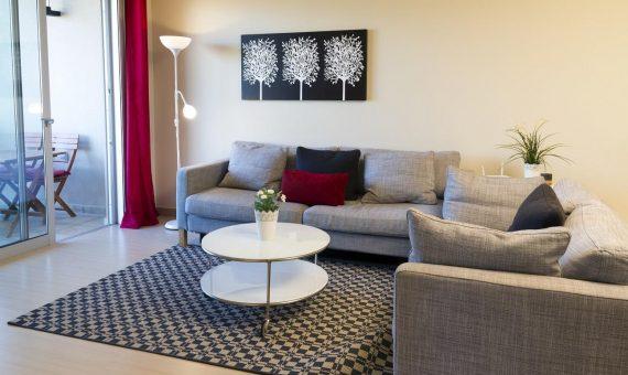 Квартира в Гранадилья,  Эль-Медано, 84 м2, с мебелью, балкон   | 2