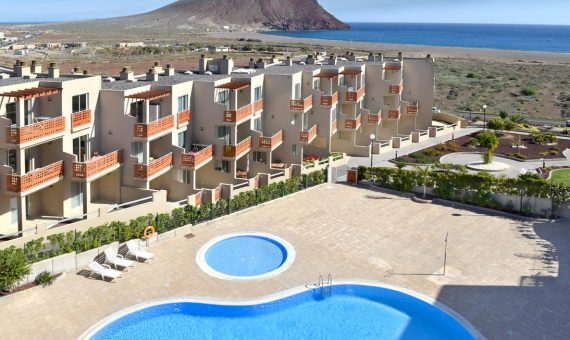 Apartment in Granadilla,  El Medano, 84 m2, fully furniture, balcony   | 114911-570x340-jpg