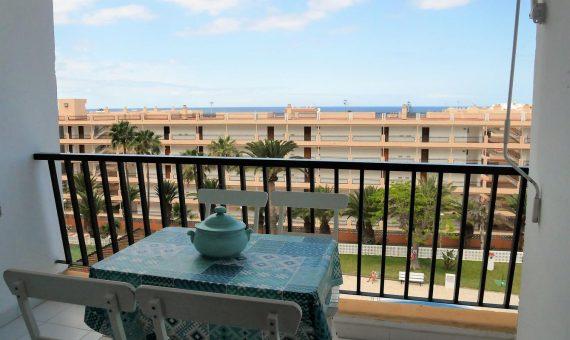 Квартира в Арона,  Лос-Кристианос, 50 м2, с мебелью, террасса   | 115391-570x340-jpg