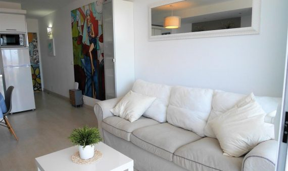Apartment in Arona,  Los Cristianos, 50 m2, fully furniture, terrace   | 2