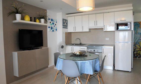 Apartment in Arona, city Los Cristianos, 50 m2, fully furniture, terrace   | 115391-570x340-jpg