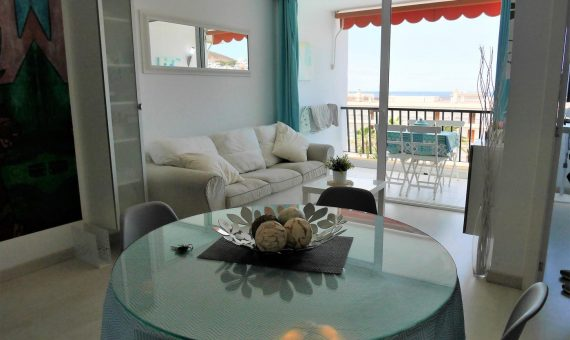 Apartment in Arona,  Los Cristianos, 50 m2, fully furniture, terrace   | 1