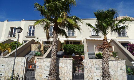 Casa adosada en Arona,  Chayofa, 110 m2, con mueble, jardin, terraza   | 115528-570x340-jpg